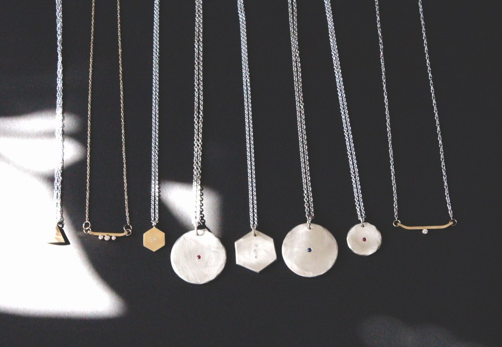 Rebecca Mir Grady, fine, ethical jewelry