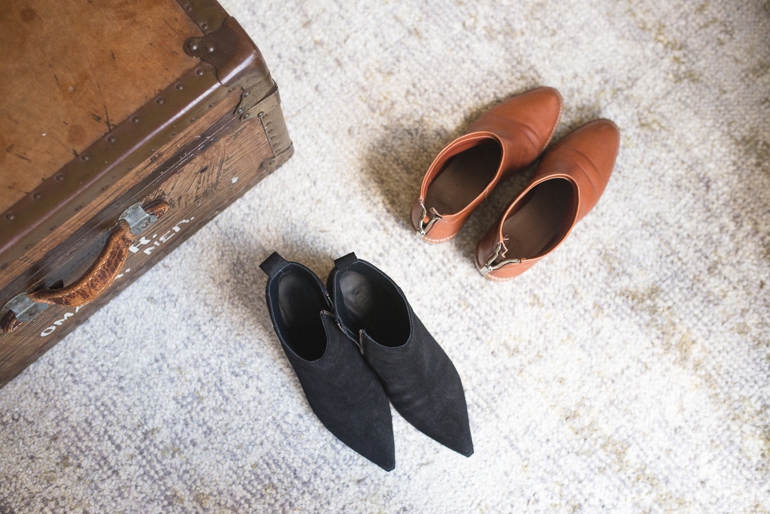 Slow Fashion: Caring for Leather Shoes in the Fall + Winter