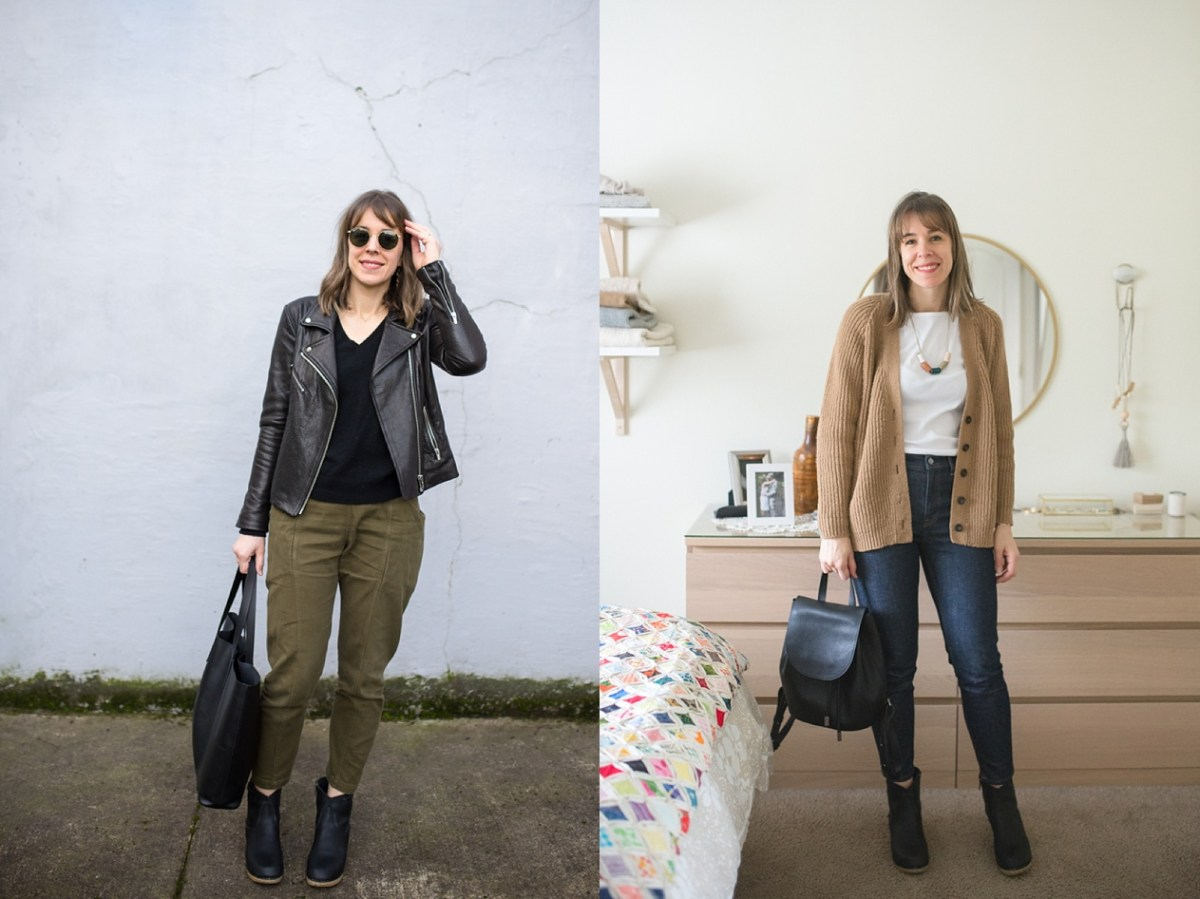 7 Days of Outfits: Sweater Weather Continues + Serious Buyers' Remorse