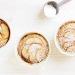 Caramel Apple Self-Saucing Pudding Cake