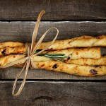 Aged Cheddar and Cranberry Bread Twists