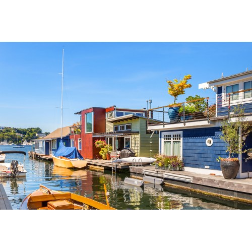 Medium Crop Of Floating Homes For Sale