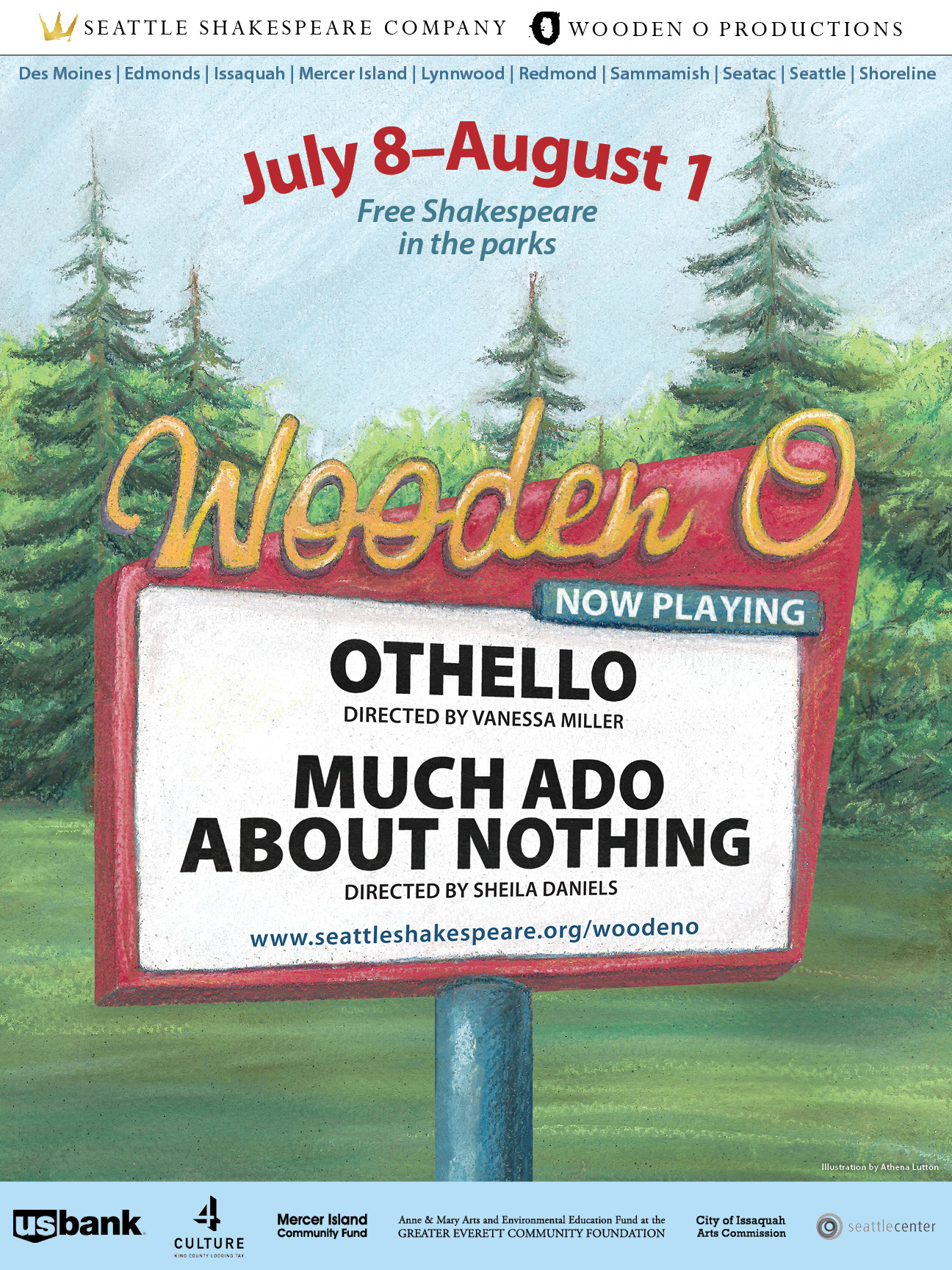 WoodenO2010Poster