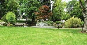 Wright Park - Tacoma