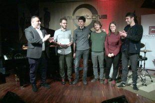 "Targa Premio del pubblico - SEBASTIAN PIOVESAN ""Travelling Notes"""