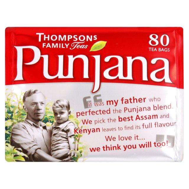 Punjana Original Tea Bags