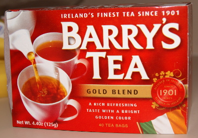Barry's Tea Gold Blend Review