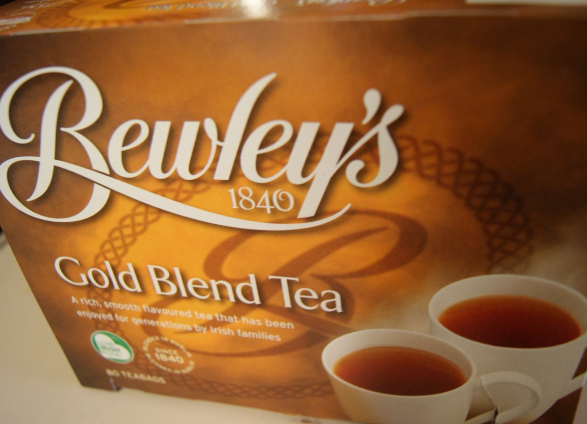 Bewley's Gold Blend Tea: Smooth Move