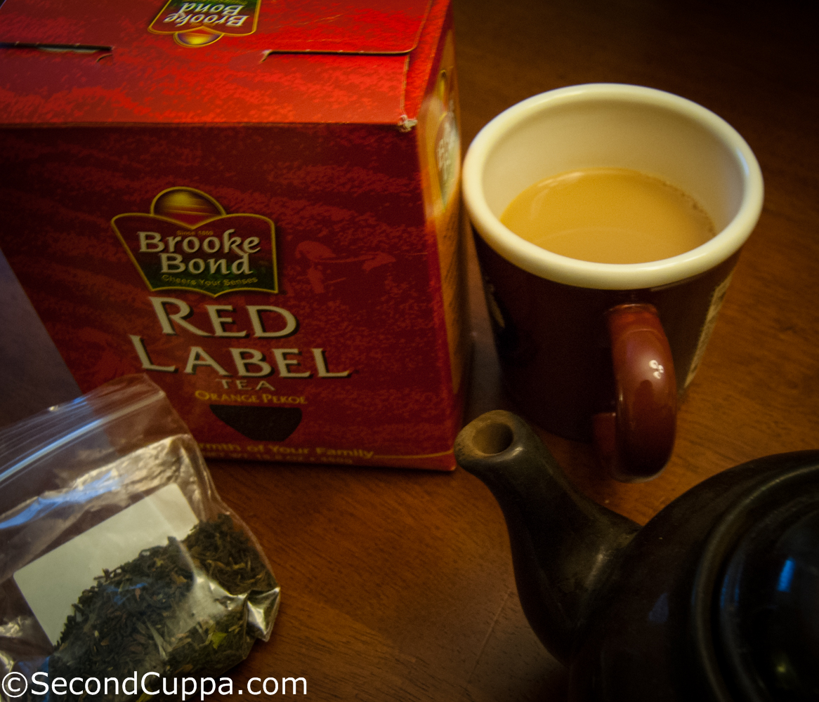 Brooke Bond Red Label Review