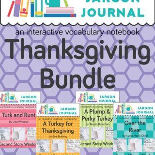 Jargon Journal Thanksgiving Bundle