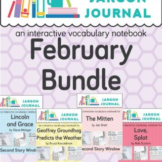 Jargon Journal February Bundle