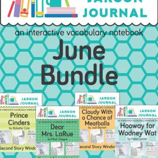 Jargon Journal June Bundle