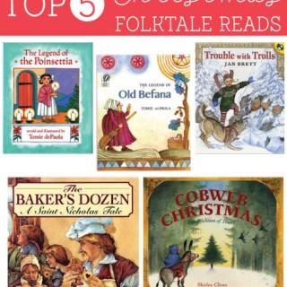 Top 5 Christmas Folktale Reads