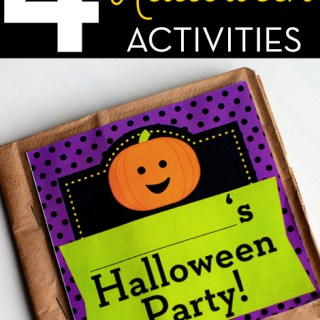 Carving Out Time to Learn with Differentiated Book-Themed Halloween Activities