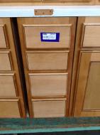 Waverly Caramel Drawer Base