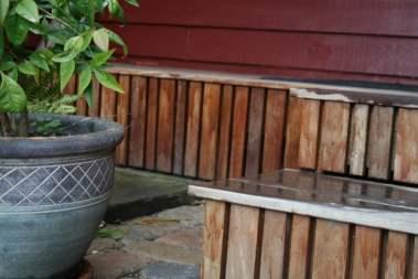 Porch Close up