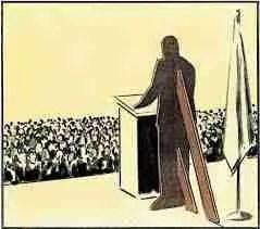 Vota CAVESA: Rechaza la demagogia, cabesa.