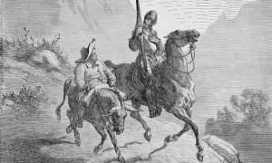 Illustration to the book Don Quixote de la Mancha by M. de Cervantes, 1863. Doré, Gustave (1832-1883). Private collection. (Photo by Fine Art Images/Heritage Images/Getty Images)