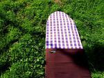 Boardbag Secretos Beach mod. Classic brown