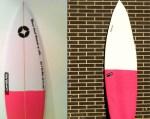 Boardbag Secretos Beach mod. Réplica tabla 1