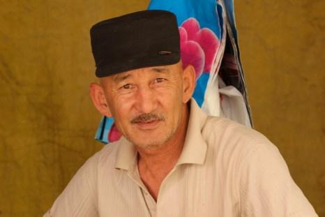 Kyrgyzstan man