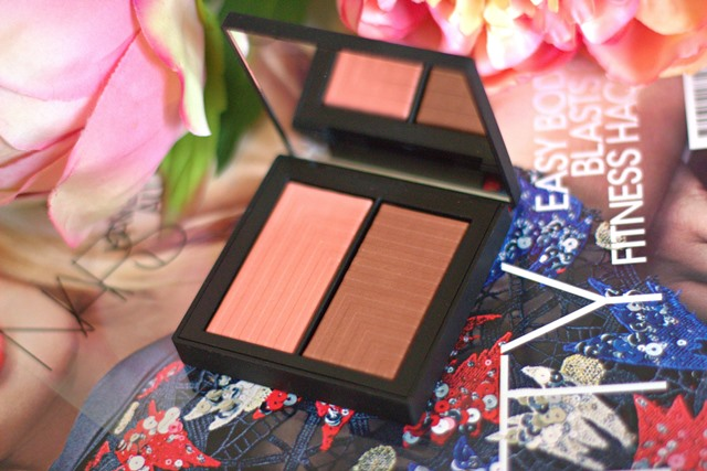 Everyday Summer Bronzed Makeup with NARS ♥