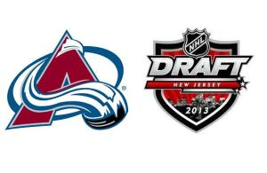 Avs and NHL 13 Draft