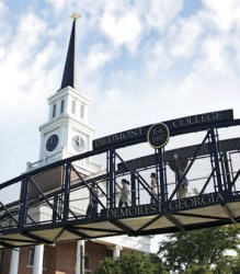 Piedmont College pedestrian_bridge