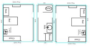 newbedford - room layout
