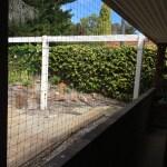 SecureaKat Pergola Cat Enclosure