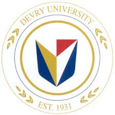 DeVry University round logo