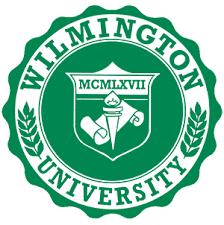 Wilmington University round logo