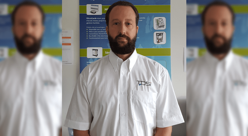 TDSi' appoints New Technical Support Engineer