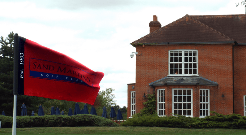 Hikvision enhance security at the Sand Martins Golf Course