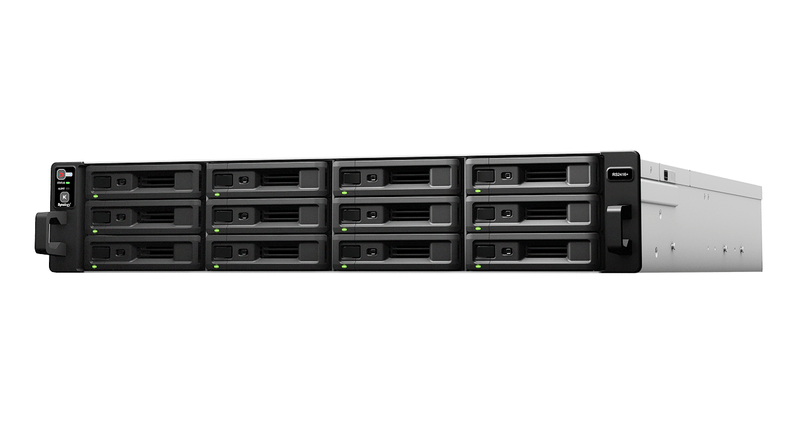 Synology® announces RackStation RS2416+/RS2416RP+