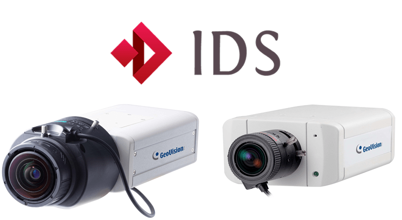 IDS announce two new GeoVision box cameras
