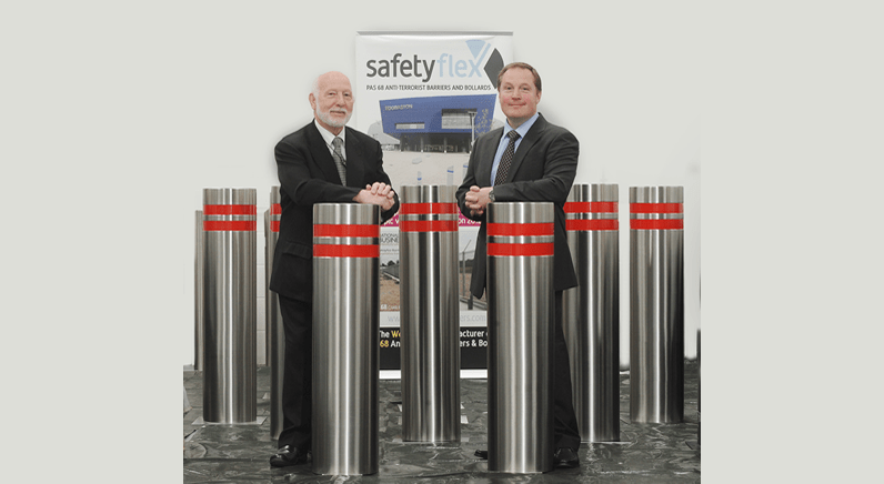 Safetyflex Barriers has won a contract in South America