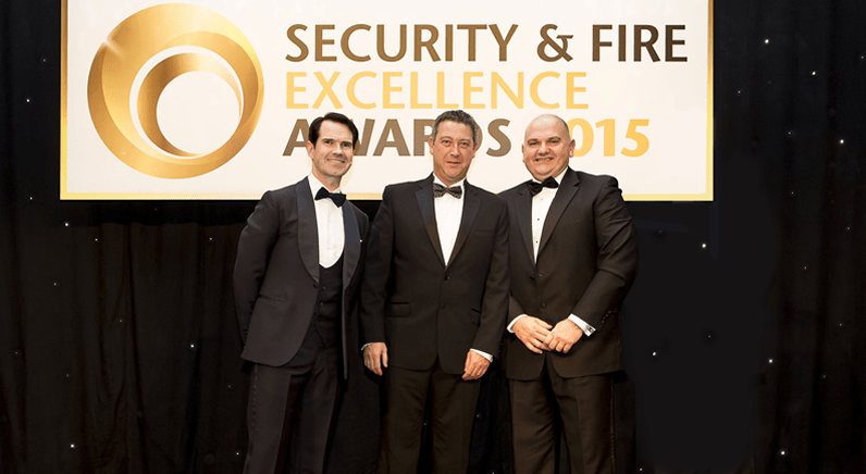 VPS wins Security Excellence Award