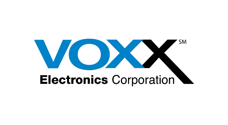 VOXX Electronics expands mobile video line up