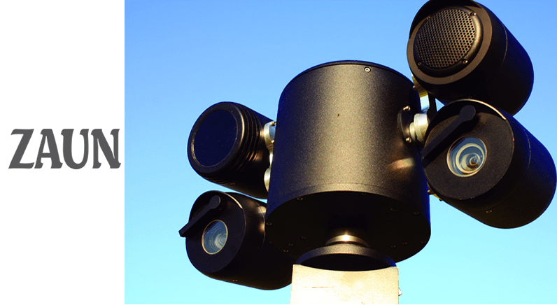 Optimum multifaceted CCTV solution for ultra-high security