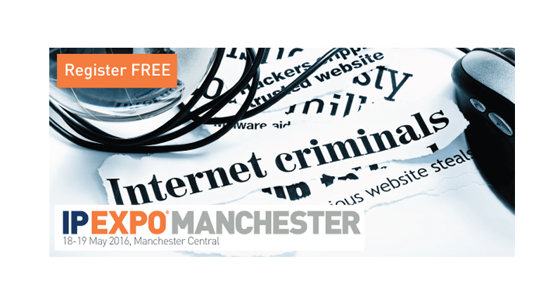 Secure your business at IP EXPO Manchester