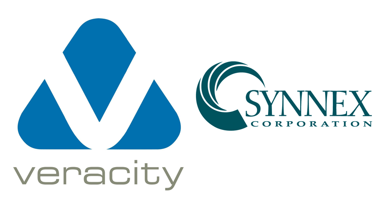Veracity signs with SYNNEX for North American distribution