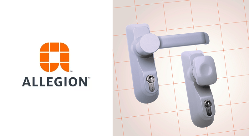 Allegion upgrades Briton Outside Access Devices
