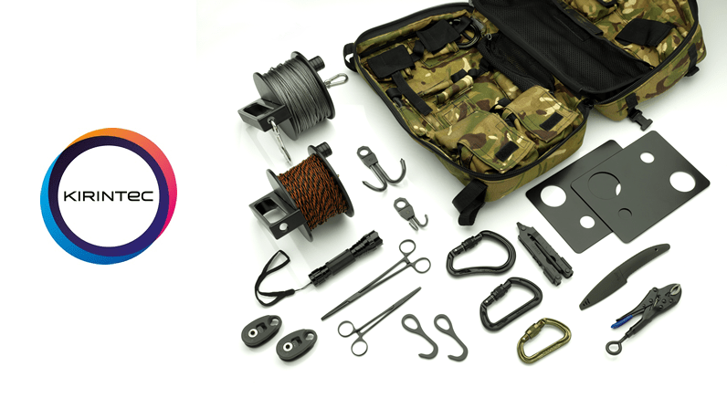 Kirintec's improvised explosive device disposal operators kit