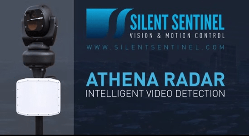 Silent Sentinel radar systems combined with CCTV