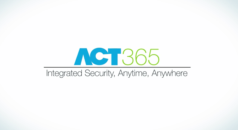 ACT365 - Integrated Security Anytime, Anywhere