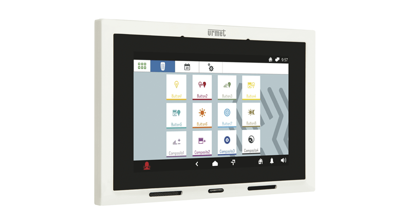 Urmet releases new Max IP Touchscreen video entry phone