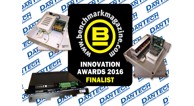 Dantech SecurePoE Benchmark Innovation Award Finalist