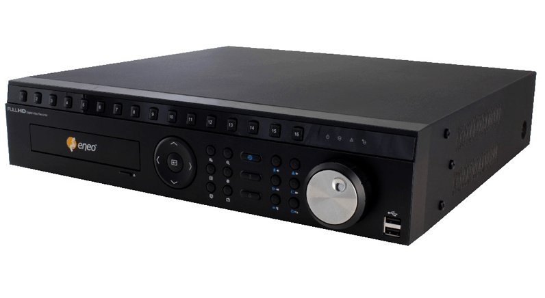 eneo's new 32 channel NVR delivers 960, Full HD FPS and more