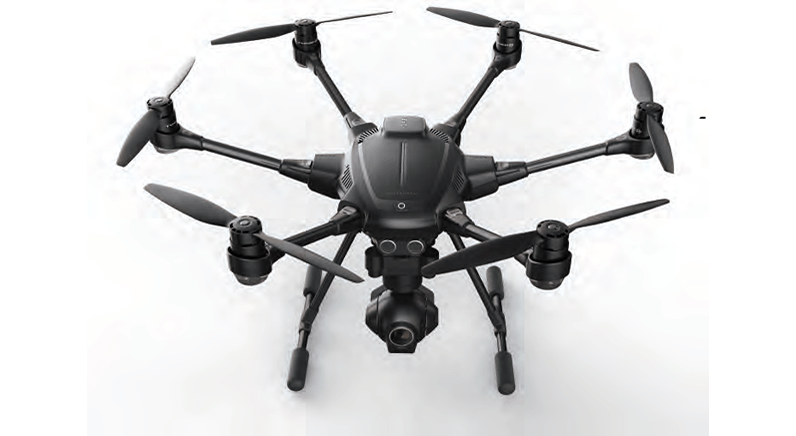 Yuneec announces Pricing and Availability of Typhoon H